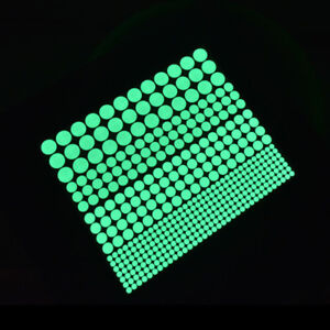 407X-Glow-In-The-Dark-Star-Sticker-Wall-Stickers-Wall-Decor-Decal-for-Kid-Room-U