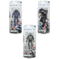 Mcfarlane Toys Action Figures - Halo 4 Series 3 - Set Of 3 Figures -