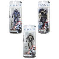 Mcfarlane Toys Action Figures - Halo 4 Series 3 - Set Of 3 Figures -