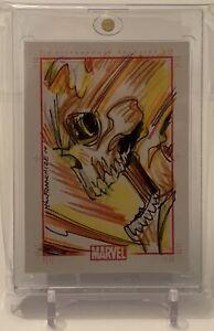 GHOST-RIDER-70-YEARS-MARVEL-COMICS-ARTIST-SKETCH-AUTOGRAPH-ART-CARD-1-1