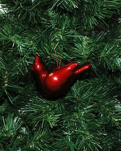 image is loading cardinal red bird christmas ornament - Red Cardinal Christmas Decorations