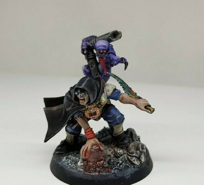 Sanctus Painted Genestealer Cult Warhammer 40K Games Workshop