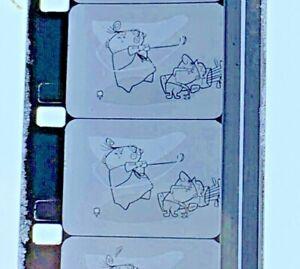 16mm Advertising Film Reel - Consumer Drug Corporation ORAGEN Animated  (C13)