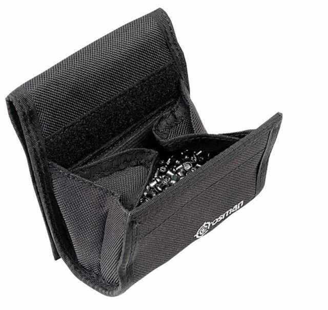 Crosman Airgun Ammo Pouch Holds 500 Pellets 12977749 for sale online