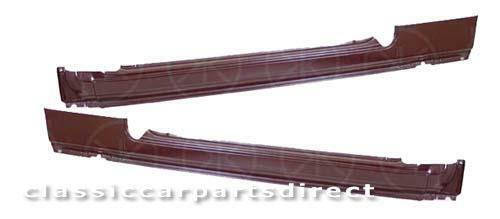 NOVA 1983-1993 FULL SILL  2 D00R MODELS 1 PAIR DRIVERS SIDE /& PASSENGERS SIDE