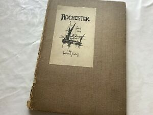 Katharine-Kimball-Rochester-A-Sketch-Book-1st-Edition-1912