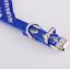 Collier-Cuir-PU-avec-Bandana-Bleu-pour-Chien-ou-Chat-XS-S-M-L-XL-Neuf-FR miniature 19