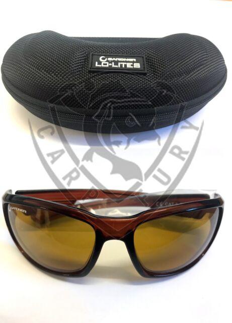 Carp Pike Sea Coarse Gardner Tackle NEW Hi-Lo Polarised Fishing Sunglasses