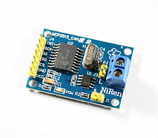 Can-bus modulo, mcp2515, tja1050, SPI, ad esempio per arduino ONU/Mega/Nano, obd2