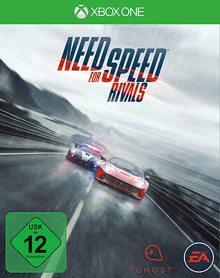 Microsoft XBOX - One XBOne Spiel ***** NFS Rivals Need for Speed ********NEU*NEW