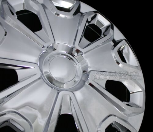 "4 Ford Transit 150 250 350 Cargo Wagon Van 16/"" Chrome Wheel Covers Rim Hub Caps"