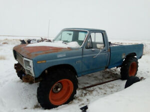 Ford F100 1980 4x4 mud truck **400 big block** Moving must sell