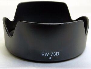 Lens-HOOD-FOR-Canon-EW-73D-EF-S-18-135mm-f3-5-5-6-IS-USM-Lens-Free-Shipping-US