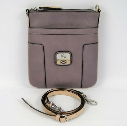 GUESS Cordova Mini Crossbody Shoulder Bag -Purple