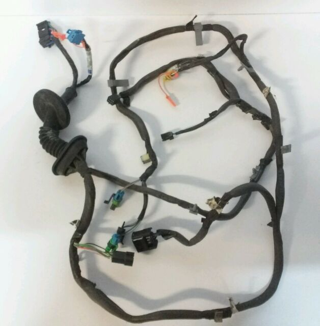 2004 GM Chevrolet Chevy SSR OEM left front driver door wiring ... Door Wire Harness An on wire sleeve, wire clothing, wire ball, wire connector, wire nut, wire holder, wire lamp, wire antenna, wire leads, wire cap,
