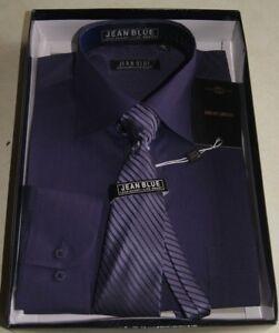 3940 Cm Coffret Son Violette Dans Avec Cravate Taille Chemise qZwSCC