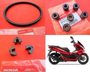 GENUINE-Honda-PCX125-Drive-Belt-amp-Roller-Weights-amp-Sliders-2015-2016-2017-2018
