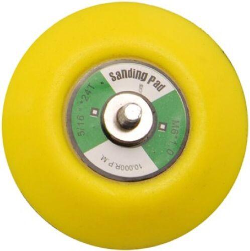 Ø 70 mm passend für BGS 3291 BGS 3291-70 Klett-Teller