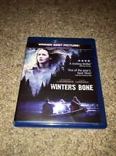 Winter's Bone (Blu-ray Disc, 2010) FREE SHIPPING Pre Owned Film Best Picture