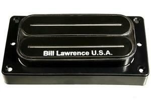 Genuine BILL LAWRENCE USA L500L Lead/Bridge Humbucker Pickup BLACK