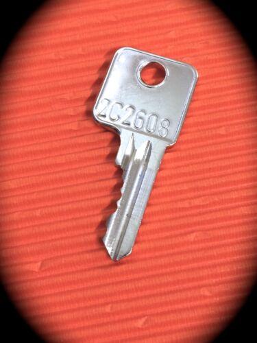 NSM CD Jukebox #2C2608 Cabinet Master Key