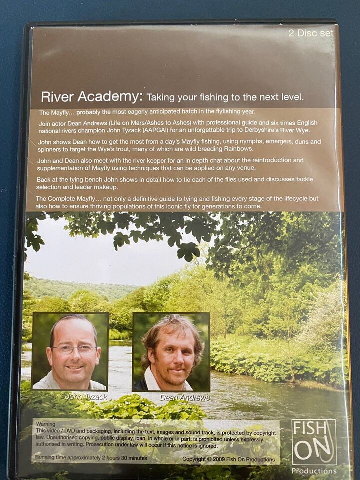 Andet, River Academy