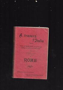 Un-attraverso-l-039-Italia-Secondo-volume-Roma-Libreria-San-Paul-rif-E24