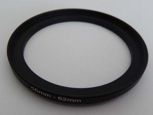 55 mm 62 MM filtro adaptador step up anillo adaptador de filtro z-0657