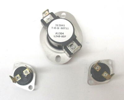 ADG20L4A ADG20L1H ADG20K3W Replacement Thermostat Kit for Admiral ADG20K2A