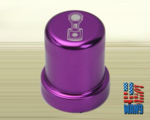 JDM Solenoid Cover Vtec B D H Purple Kit for Accord Civic Delsol Prelude Integra