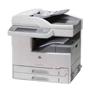hp laserjet m5035 mfp drucker scanner kopierer a3 a4 netzwerk usb s w q7829a ebay. Black Bedroom Furniture Sets. Home Design Ideas