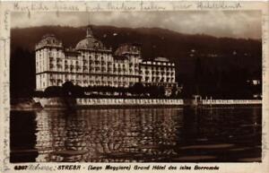 CPA-Stresa-Grand-Hotel-des-isles-Borromee-ITALY-542115