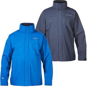 Berghaus Mens Breathable Waterproof Jacket Ebay Gore Hillwalker Tex ppqrnH