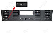 BMW e53 e39 m5 x5 Replacemen t CLIMA A/C ARIA pannello di controllo pulsante automatico NUOVO