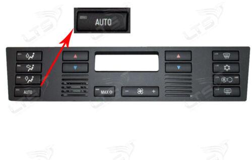 BMW e53 e39 m5 x5 Replacemen t CLIMA A//C ARIA pannello di controllo pulsante automatico NUOVO