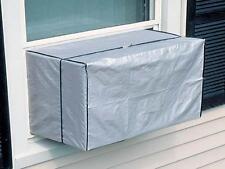 Air Conditioner Cover Heavy Duty AC Outdoor Window Unit Medium 10,000-15,000 BTU