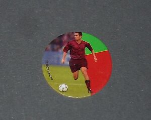 PEDRO PAULETA PORTUGAL BORDEAUX PSG POG HASBRO FOOTBALL JAPAN KOREA 2002 FIFA