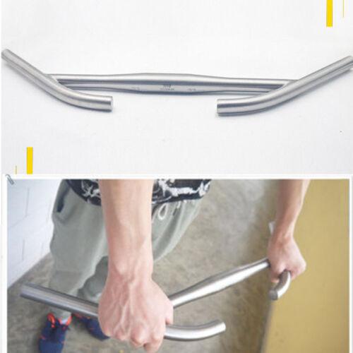 Titanium Bicycle Bike Handlebar Rest Bar Riser Handle bar