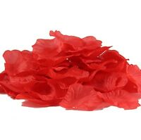 1000pc Silk Rose Petals Wedding Supplies Wholesale (us Seller)