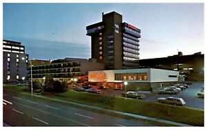 CANADA-Postcard-Nova-Scotia-Halifax-Citadel-Inn-B25
