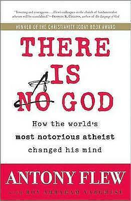 1 of 1 - THERE IS A GOD PB, FLEW ANTONY, Very Good Book