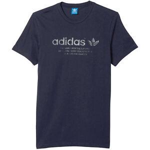 Details zu adidas Originals Premium Fashion Trefoil Graphic Tee Herren T Shirt Kurzarm