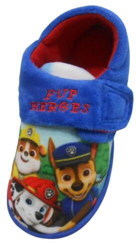 """Paw Patrol /""""Pup Heroes/"""" Boys Slippers"""