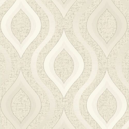 Quartz Géométrique Papier Peint OR-FINE DECOR FD41973 Glitter Shimmer
