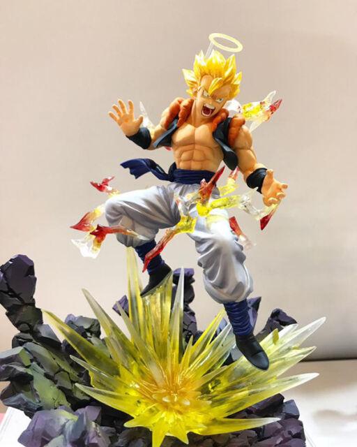 Dragon Ball-z Super Saiyan GOGETA Figuarts Null Bandai Tamashii Web Exclusive