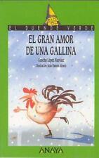El Gran Amor de Una Gallina-ExLibrary