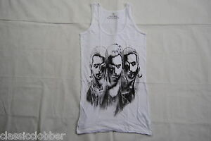 SWEDISH-HOUSE-MAFIA-3-FACES-UNTIL-NOW-SKINNY-VEST-TANK-TOP-T-SHIRT-NEW-OFFICIAL