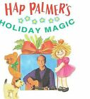 Holiday Magic by Hap Palmer (CD, Sep-1992, Hap-Pal Music)