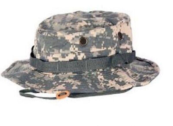 US Army Nyco Ucp Digital Camouflage Multicam Scorpion OCP Mütze Boonie Buschhut