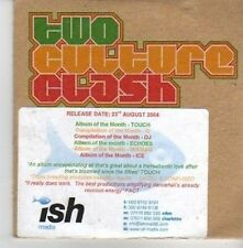 (DA33) Two Culture Clash, album - 2004 DJ CD